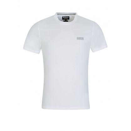 White Slim Fit T-Shirt