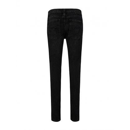 Black Skinny Lin Jeans