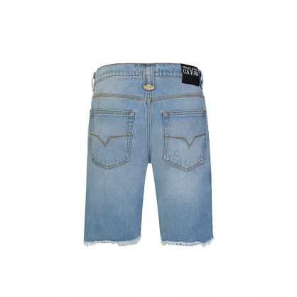 Blue Icon Douglas Shorts