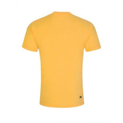 Yellow Core Logo T-Shirt