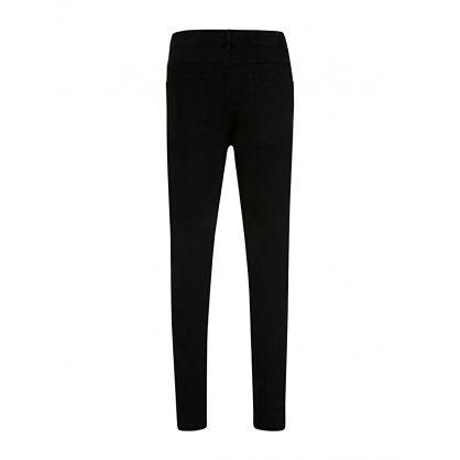 Eternal Black Rebel Skinny Stretch Jeans