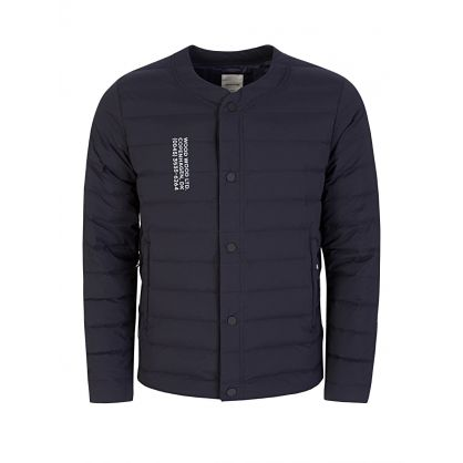 Navy Keanu Padded Jacket