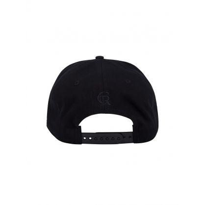 Black CR Emblem Cap