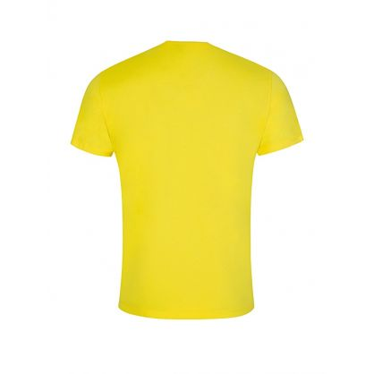 Yellow Milano Logo T-Shirt