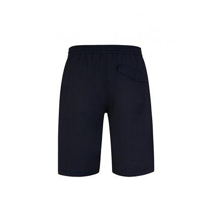 Navy 55 Track Shorts
