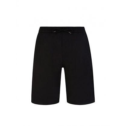 Black 55 Track Shorts