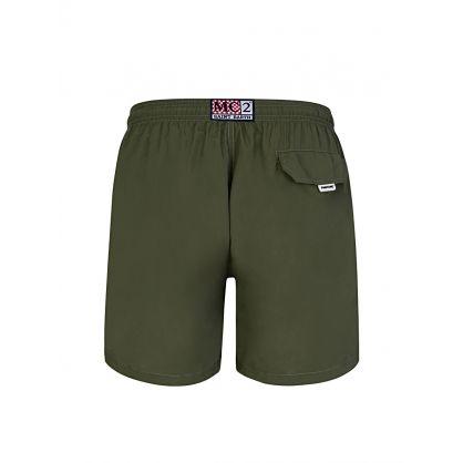Green Pantone© Swim Shorts