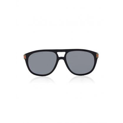 Black UV Sunglasses