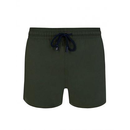 Green Eco-Friendly Swim Shorts