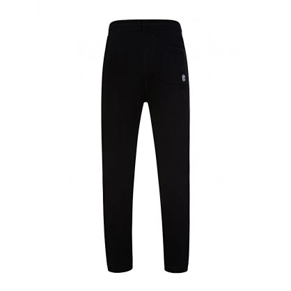 Black Small Arch Logo Sweatpants