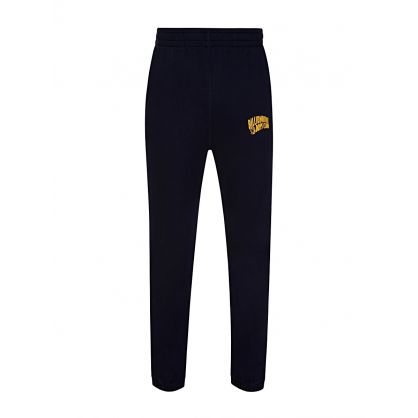 Navy Small Arch Logo Sweatpants