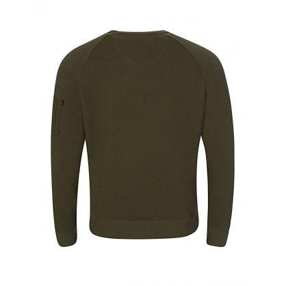 Green X-Fit Sweatshirt