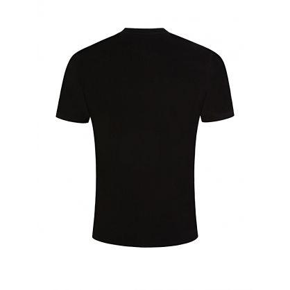 Black Garment-Dyed T-Shirt