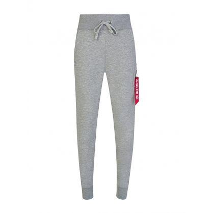 Grey X-Fit Cargo Sweatpants