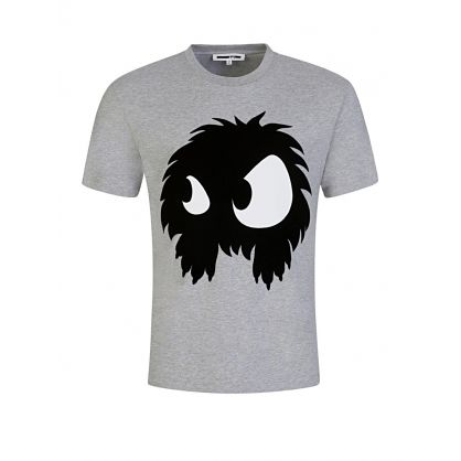 Grey Monster T-Shirt