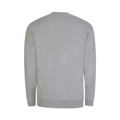 Grey Monster Sweatshirt
