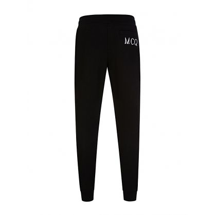 Black Back Logo Sweatpants