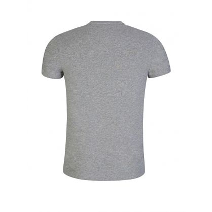 Grey Flag Logo T-Shirt