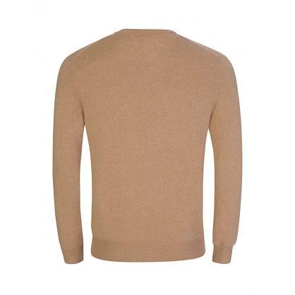 Brown Cashmere Jumper