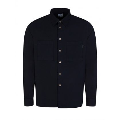 Navy Casual Fit Shirt