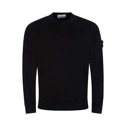 Black Classic Sweatshirt