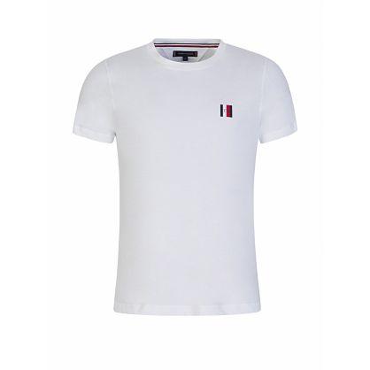 White Modern Essential T-Shirt