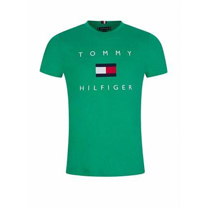 Green Flag Logo T-Shirt