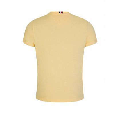 Yellow Flag Logo T-Shirt