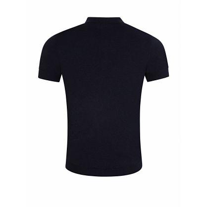 Navy Ridge Cotton Polo Shirt