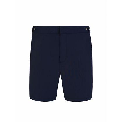 Navy Zack Swim Shorts