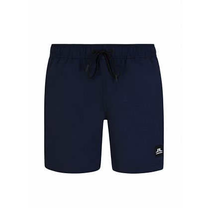 Navy Banks Swim Shorts