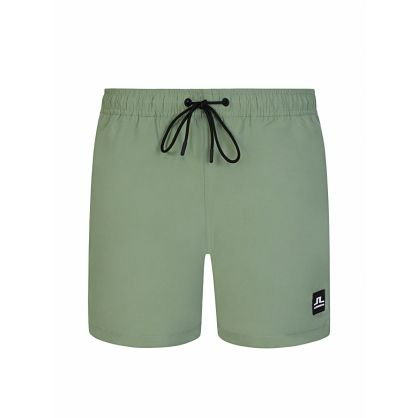 Green Banks Swim Shorts