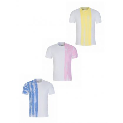 Yellow/Pink/Blue Stereotype 3-Pack T-Shirts