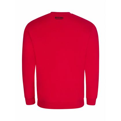Red Tape Logo Sweatshirt
