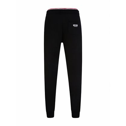 Black Tape Logo Sweatpants