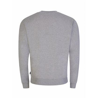 Grey UnderBear Logo Sweatshirt
