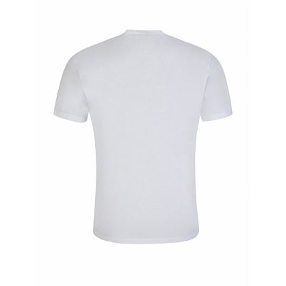 White ICON Logo T-Shirt