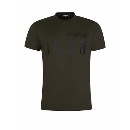 Green ICON Logo T-Shirt
