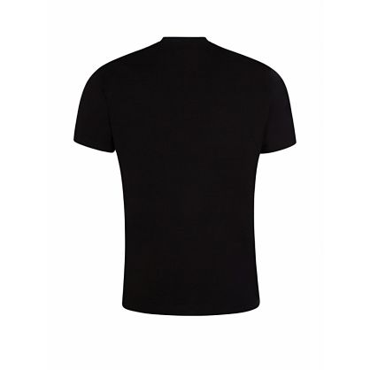 Black ICON Logo T-Shirt
