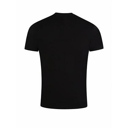 Black Logo Design T-Shirt