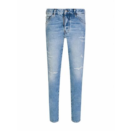 Blue 1964 Cool Guy Jeans