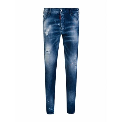 Blue Canadian Denim Cool Guy Jeans