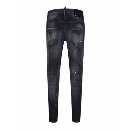 Black Trash Black Wash Super Twinky Jeans