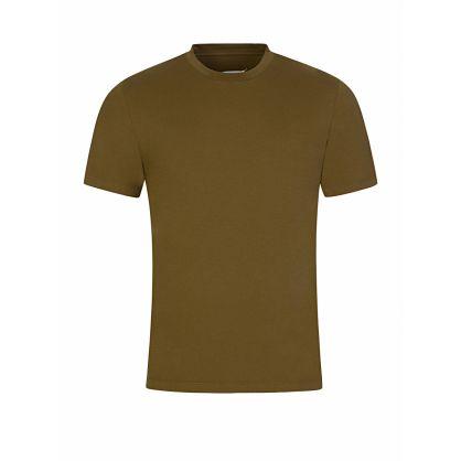 Green Garment-Dyed T-Shirt