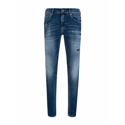 Blue Aged 10 Years Jondrill Jeans