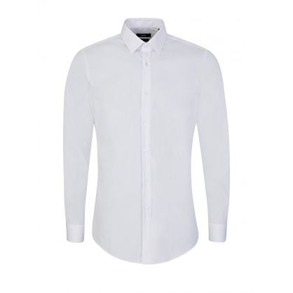 White Extra Slim Shirt