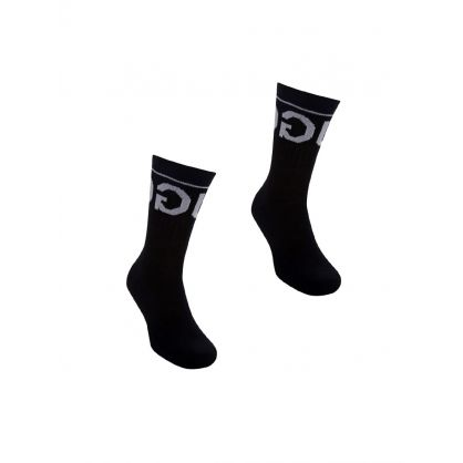 Black 2-Pack Socks