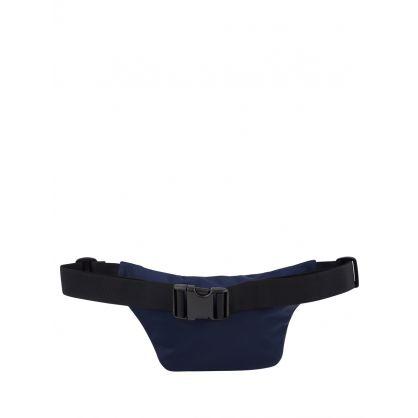 Navy Polo Sport Nylon Waist Bag