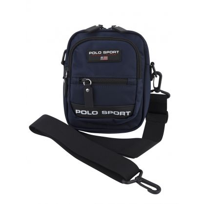 Navy Polo Sport Crossbody Bag