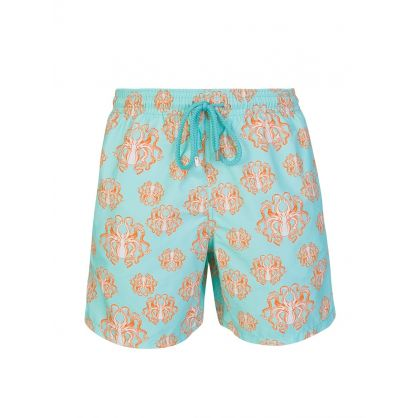 Blue Poulpes Swim Shorts
